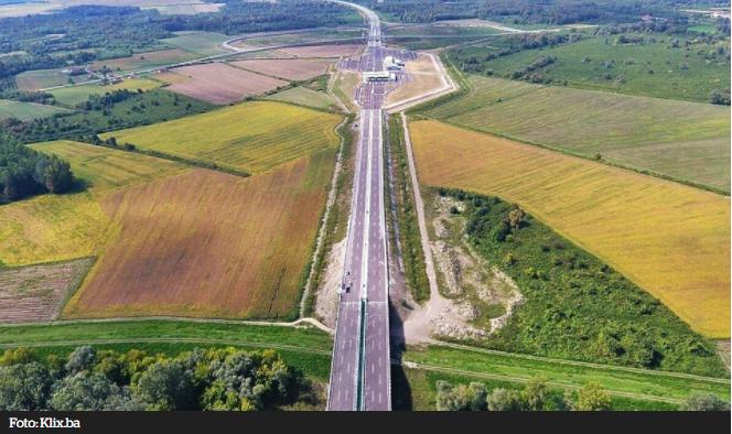 Uz most i granični prijelaz, BiH dobiva i 10 novih kilometara autoceste