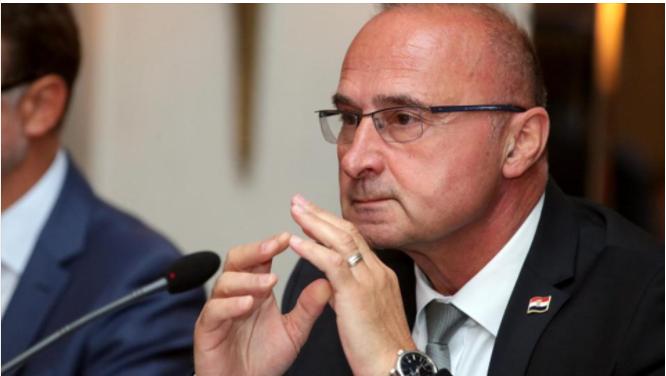 Grlić Radman: Komšić neka podnese ostavku ako je protiv konstitutivnosti naroda