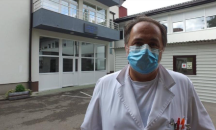 Na covid odjelu travničke bolnice samo pacijenti koji nisu cijepljeni