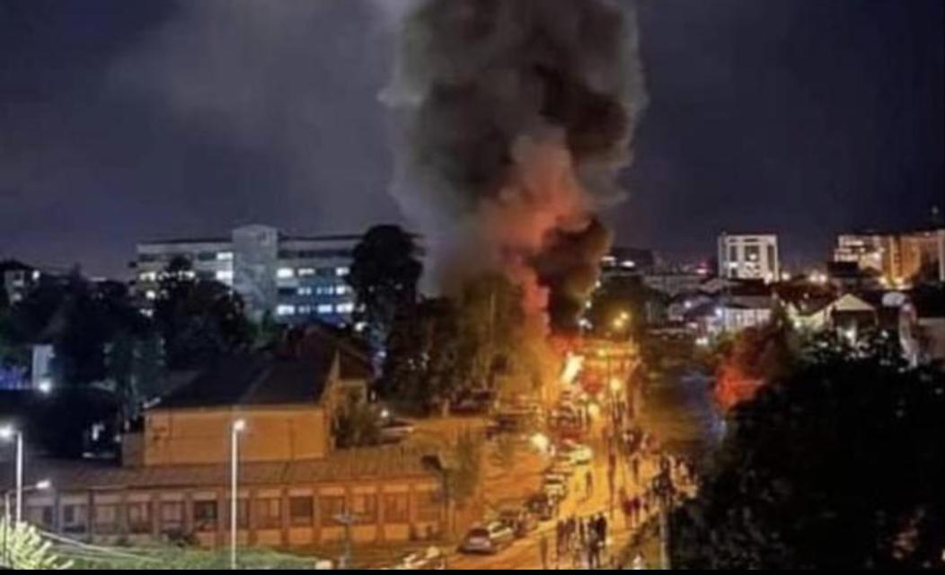VIDEO Katastrofa u Tetovu: Izgorjela Covid bolnica, deseci poginulih i ozlijeđenih