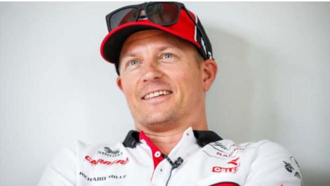 Kimi Räikkönen se oprašta od Formule 1
