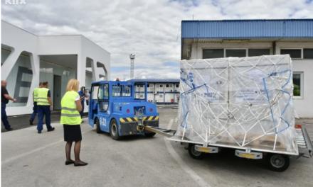 Slovenija će Bosni i Hercegovini donirati još 100 tisuća doza Pfizera