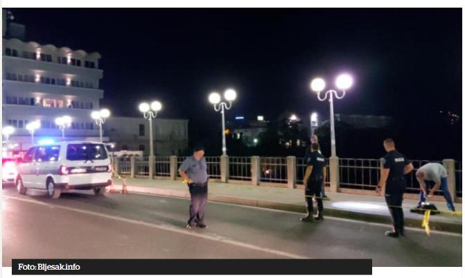 Pucnjava u Mostaru: Jedna osoba ranjena, pronađen zapaljeni automobil