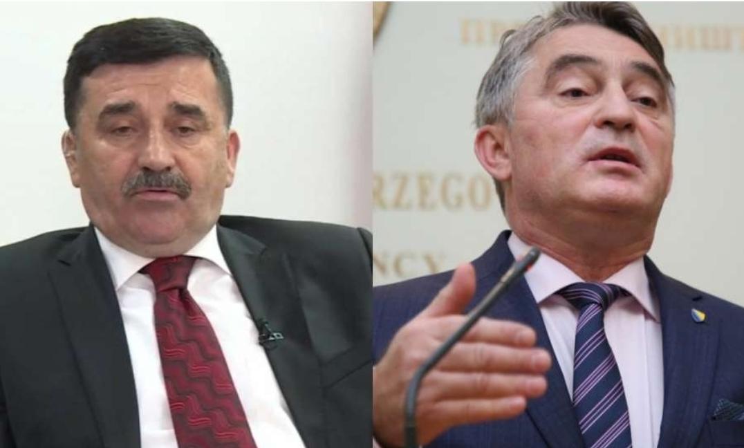 """ZASTUPNIK NIKOLA LOVRINOVIĆ: """"Komšić nije predstavnik hrvatskog naroda, HDZ je stranka …"""""""