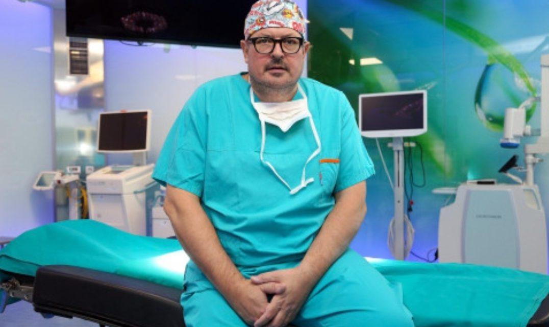 Za vrijeme rata radio kao kirurg u bolnici u Novoj Biloj, a danas vlasnik Svjetski priznate bolnice