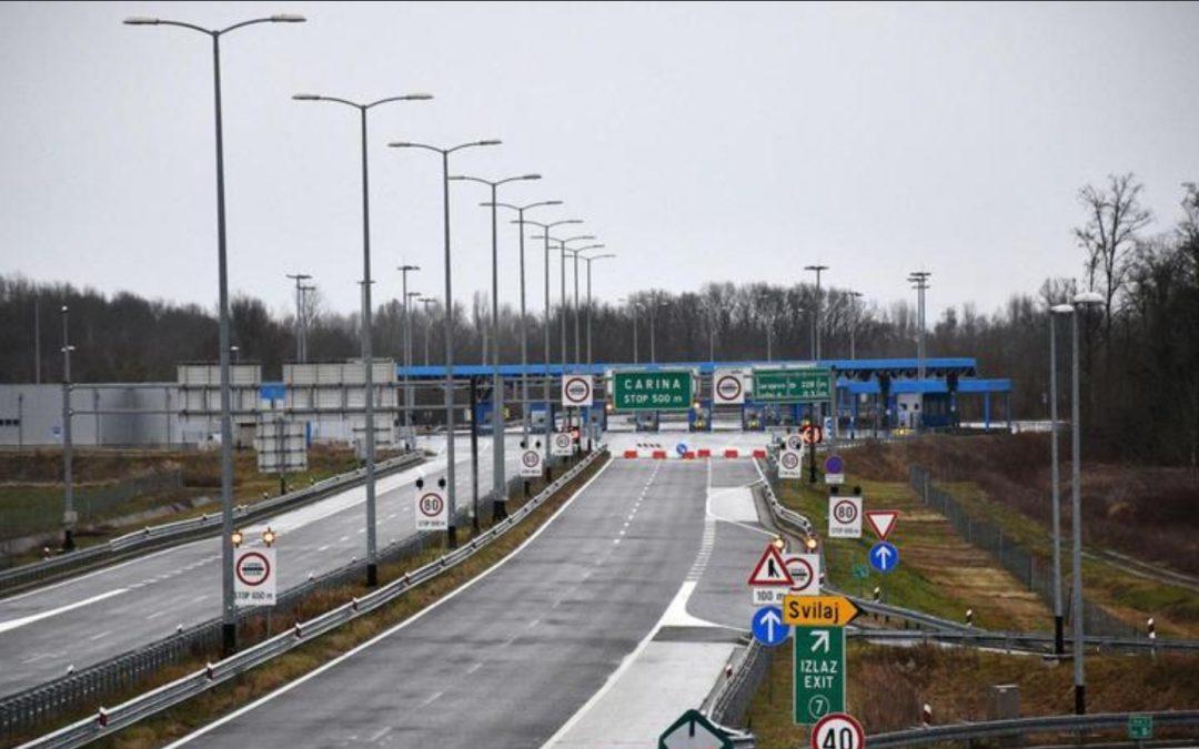 Most kod Svilaja i granični prijelaz od danas u prometu