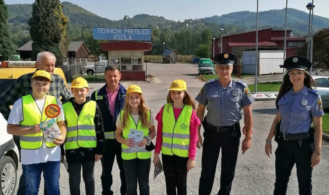 Osnovna škola Kiseljak: Školska patrola