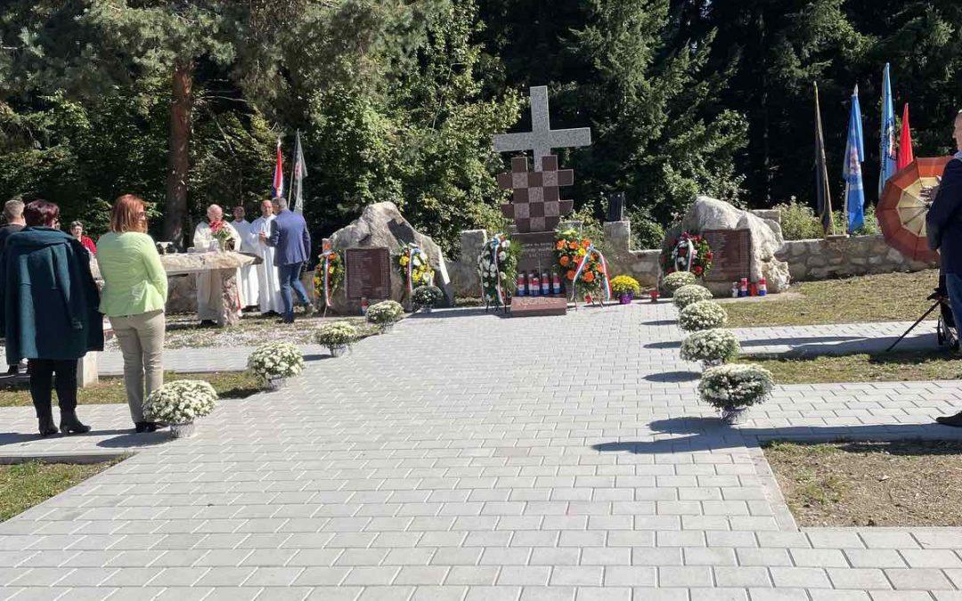 U Kreševu obilježena 28. obljetnica bitke za Meoršje