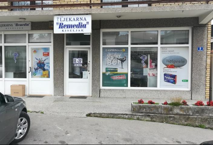 Kiseljak: Razbojništvo u ljekarni