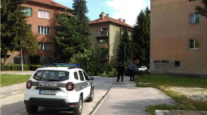 Muškarac mamio djecu da uđu u vozilo, policija traga za njim