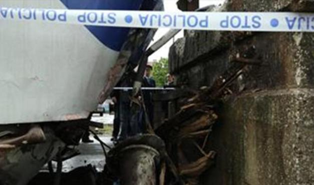 U naletu vlaka na željezničkom mostu u Karlovcu poginula 22-godišnjakinja