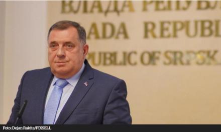 Dodik: Predsjedništvo BiH više ne postoji