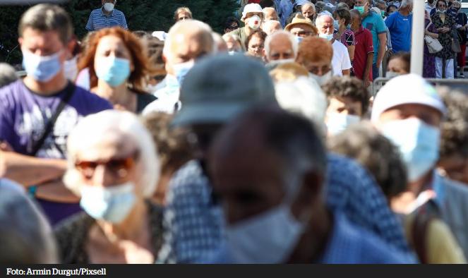 Epidemiolog: Teško je reći hoće li ikada doći kraj, moramo nastaviti suživot s virusom