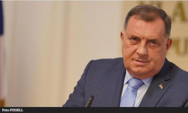 Dodik: Ne priznajemo majorizaciju ni Srba, ali ni Hrvata
