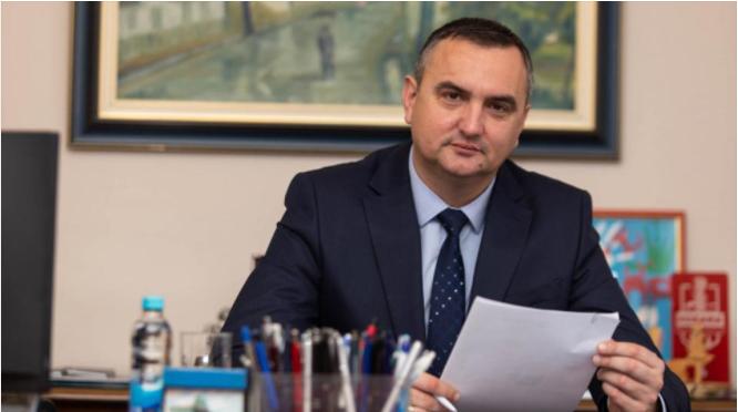 Gradonačelnik Prijedora Dalibor Pavlović podnio ostavku