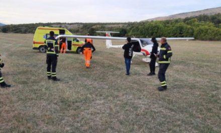 Izbjegnuta tragedija: Zrakoplov ostao bez goriva, prinudno sletio