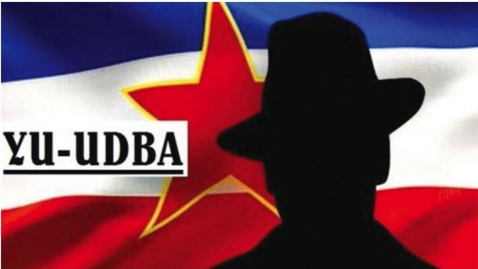 Popis suradnika UDBA-e