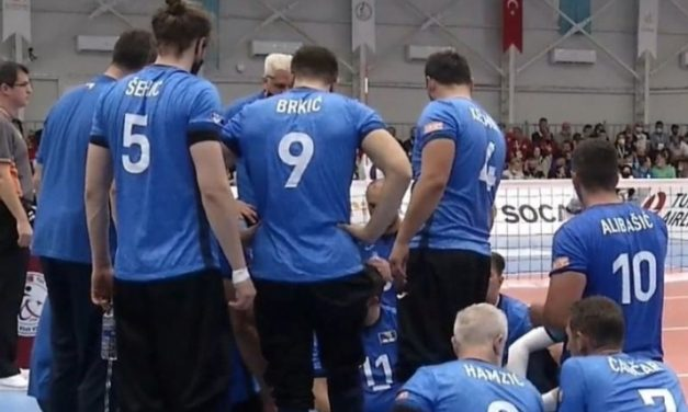 EP /Novo zlato: Reprezentacija BiH u sjedećoj odbojci prvak Europe!