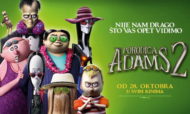 "Kino ""Theatre"": Od 28.10. filmovi ""Halloween kills"" i ""Adams family 2"""